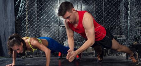 Guía Crossfit (XXXII): Clapping push ups o flexiones con palmada