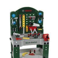 El banco de herramientas Bosch para niños está rebajado a 54,79 euros con envío gratis