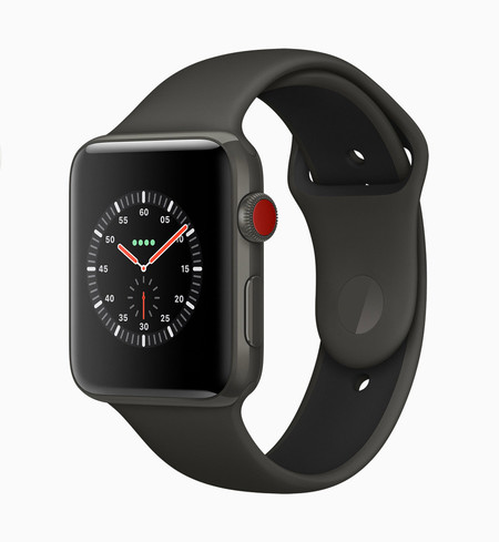 Apple Watch Negro