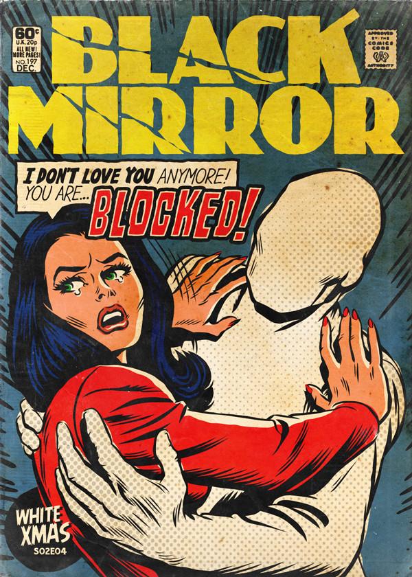 Foto de Portadas cómic 'Black Mirror' (4/14)