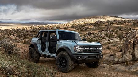 Ford Bronco 2021: el remake del icónico todoterreno, que vuelve tras 24 años de ausencia