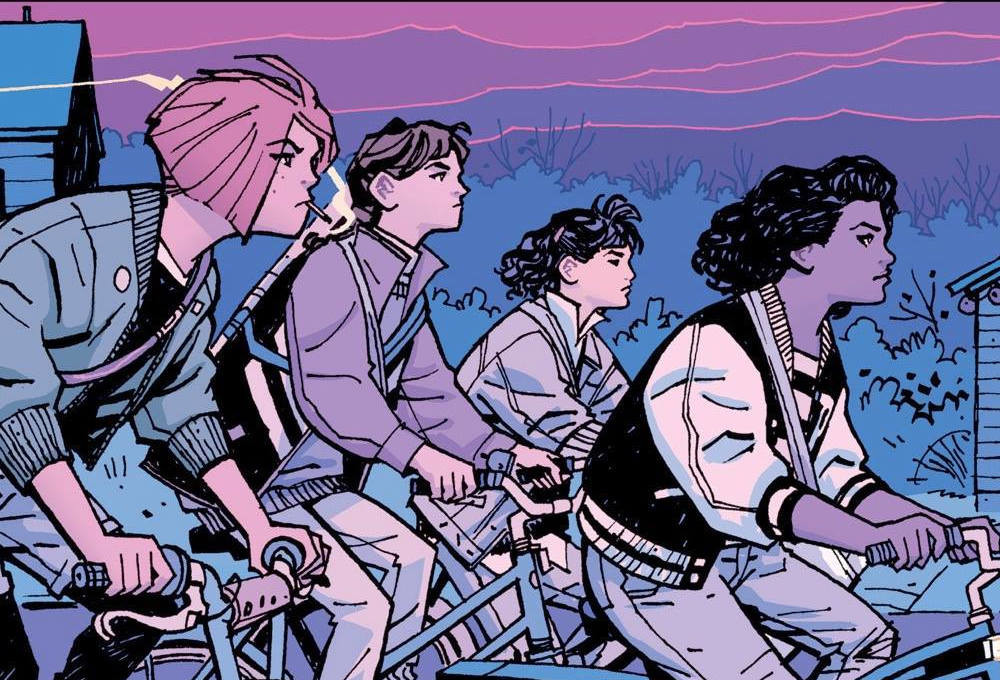 Amazon wants your 'Stranger Things': prepares series of 'Paper Girls' with the screenwriter for 'Toy Story 4'