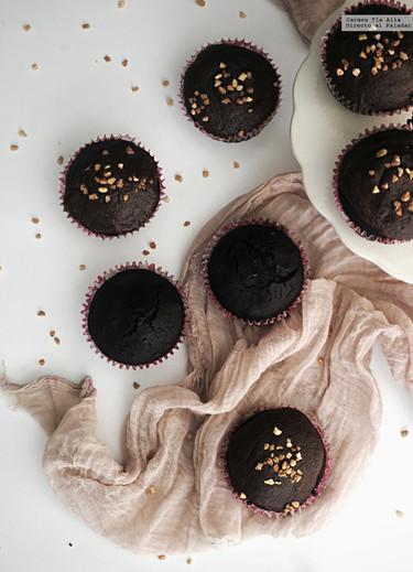 Bizcochitos de cacao y vino tinto: receta para una merendola