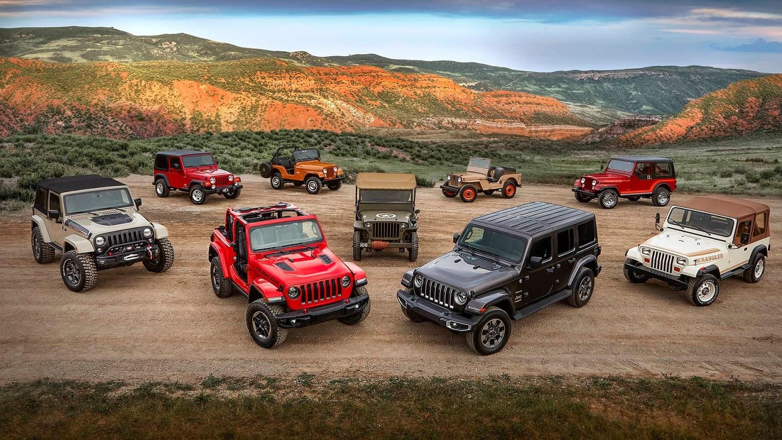 Foto de Jeep Wrangler 2018 (112/114)