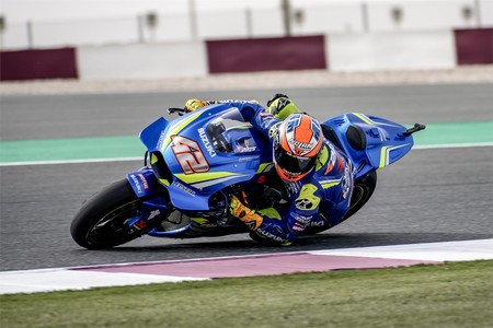 Alex Rins Gp Catar Motogp 2018
