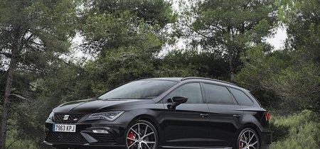 SEAT León ST Cupra Black Carbon, solo 100 unidades y ni una sola llegará a México