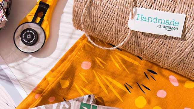 Amazon Handmade llega a México, la plataforma para que los artesanos mexicanos puedan ofrecer sus productos