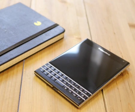 BlackBerry Passport, análisis