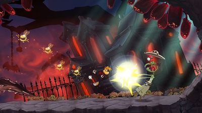 'Rayman Jungle Run' da el salto a Windows 8