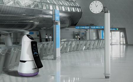 Robot LG