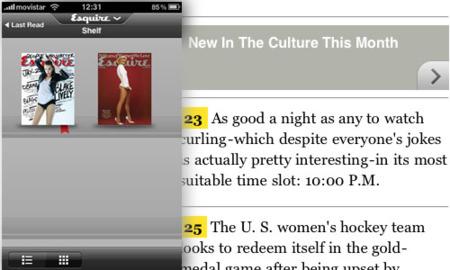 Las revistas llegan a la tienda de Apple, justo a tiempo para el iPad