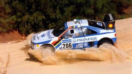 Ickx Dakar