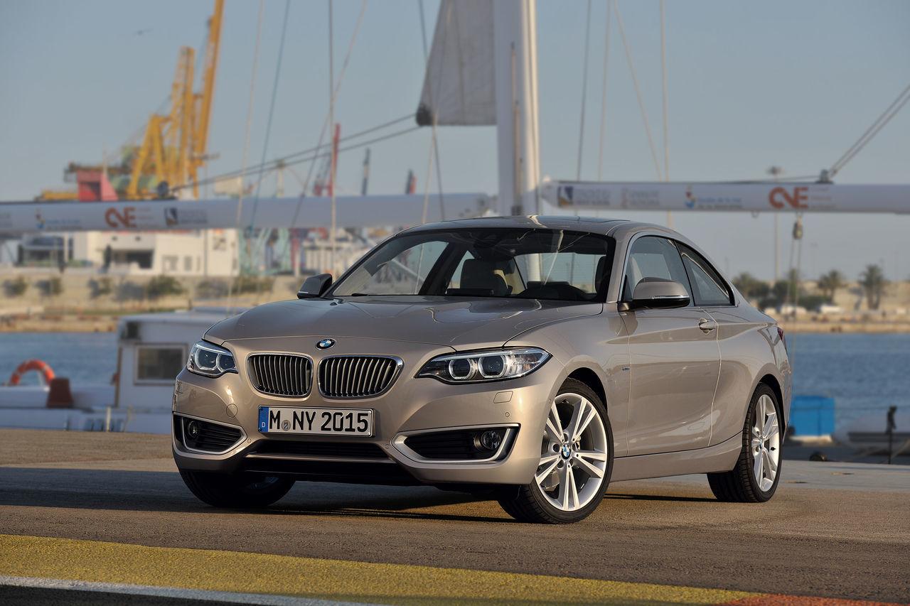 Foto de BMW Serie 2 Coupé (36/55)