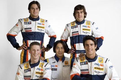 Yamamoto completa la nómina de pilotos de Renault