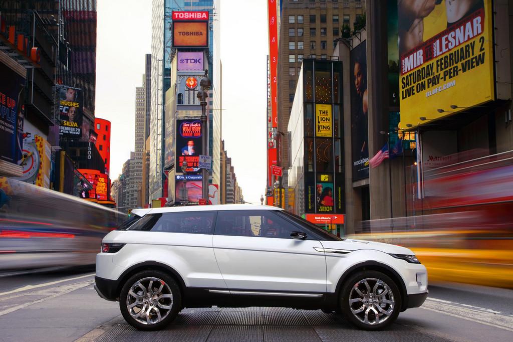 Foto de Land Rover LRX Concept (34/49)
