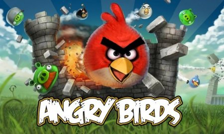 Angry Birds llega a Symbian^3