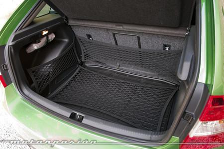Škoda Spaceback, presentación y prueba en Verona