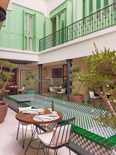 Hoteles Sevilla
