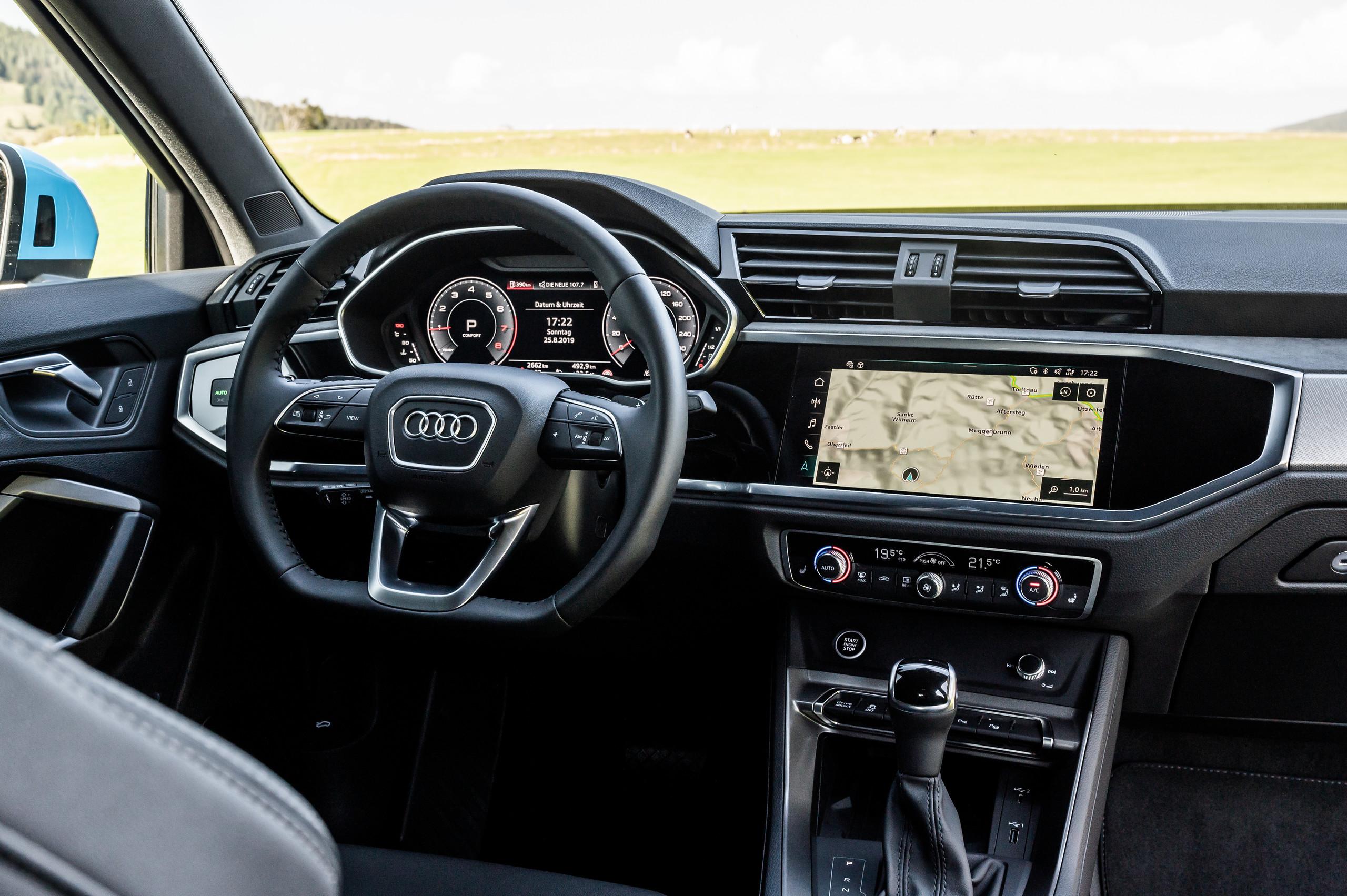 Foto de Audi Q3 Sportback (15/20)