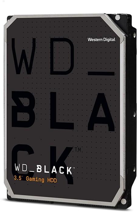 Disco duro WD Black de oferta en Amazon México