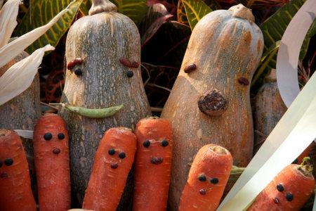 Colócale nombre de fantasía a las verduras para promover su consumo en los niños