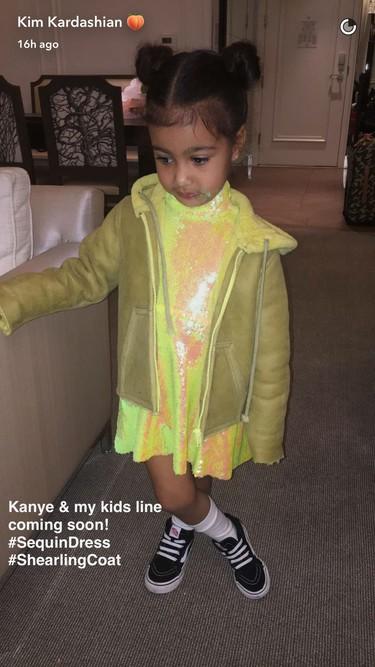 Kanye West podría adentrarse en el mundo de la moda infantil creando una ¿nueva marca?