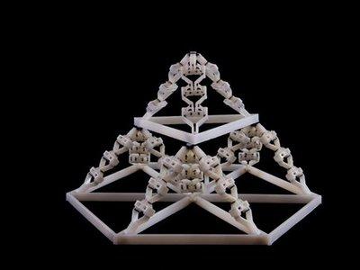 Después de la impresión 3D llega la impresión 4D