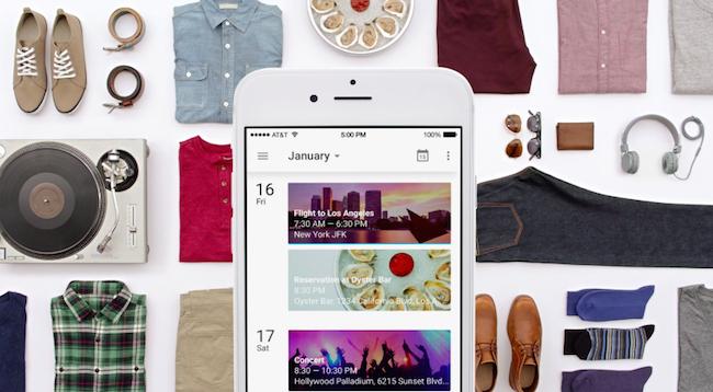 Google Calendar para iOS, llega la mejor aplicación de calendario ...