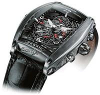 Cvstos crea un reloj inspirado en el Pagani Zonda F