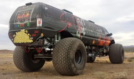 Big Toyz Racing Ford Excursion Monster Truck
