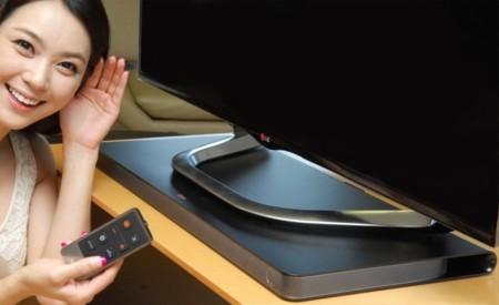 LG Sound Plate busca sustituir a las barras de sonido clásicas