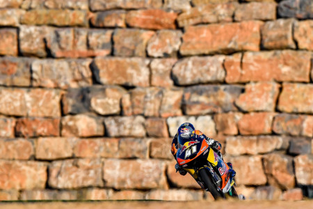 Brad Binder Moto3 World Champion Aragon 2016