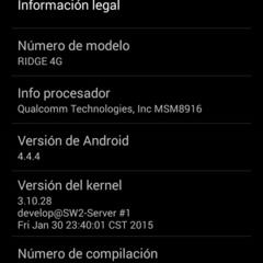 Foto 8 de 10 de la galería wiko-ridge-4g-software-1 en Xataka Android