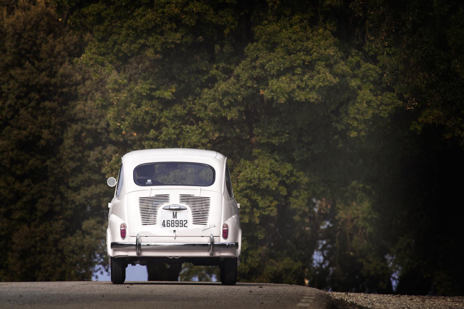 Foto de SEAT 600 (50 Aniversario) (13/64)