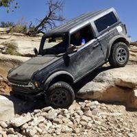 ¡El Ford Bronco en acción! Su talento off-road llega al límite en este video en el desierto de Utah