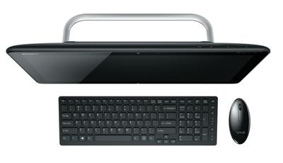 Sony Vaio Tap 20, un híbrido entre ordenador de sobremesa y tablet