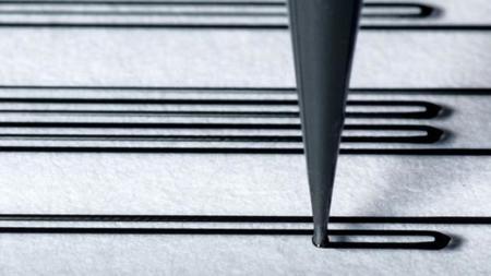 GE imprime sensores en los lugares más complicados o imposibles