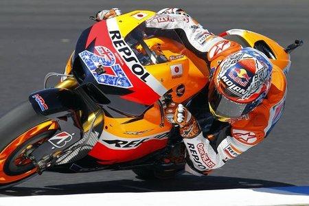 """MotoGP Australia 2011: Johann Zarco pole y caída, Casey Stoner en """"Stoner Island"""" y Alex de Angelis el más listo de clase"""