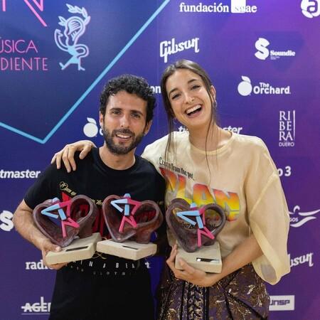 Premios Musica Indie Delaporte