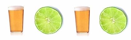 Helados con sabor a cerveza y limonada