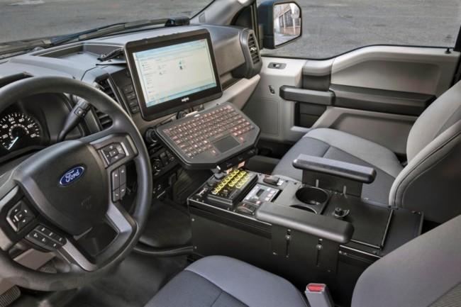 Ford F150 Special Service Vehicle: listo para cualquier tarea  Encom