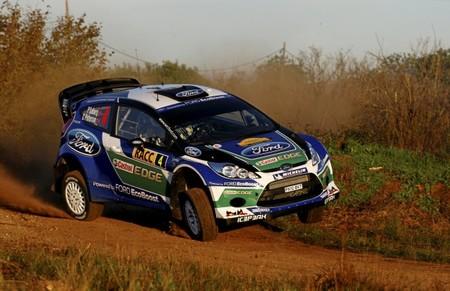 Rally de Catalunya 2012: Dani Sordo y Petter Solberg fuera de carrera