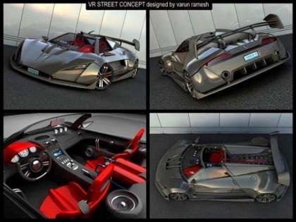 Test Drive Unlimited Concepts