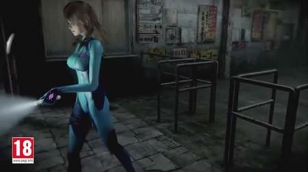 Fatal Frame: Maiden of Black Water nos muestra los trajes de Zelda y Zero Suit Samus