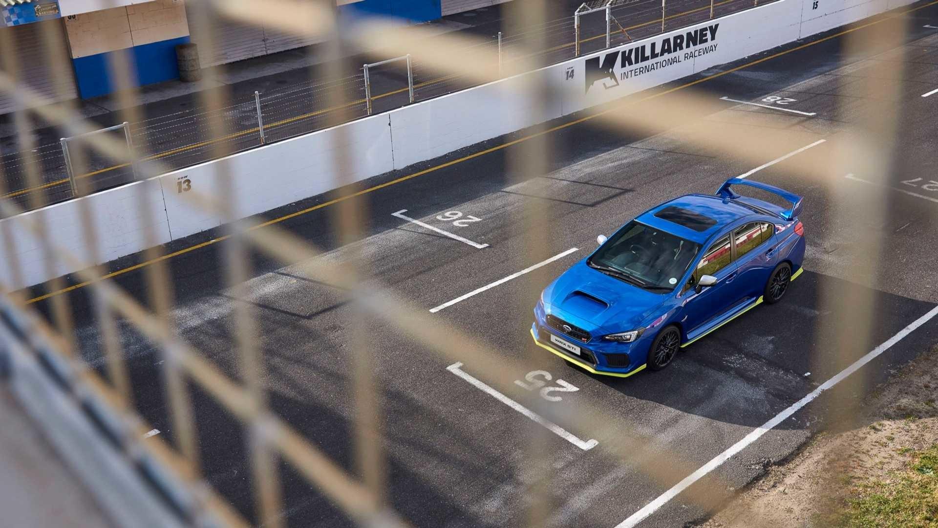 Foto de Subaru WRX STi Diamond Edition 2019 (58/58)