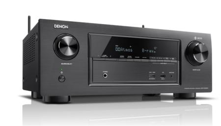 Denon renueva su gama media de receptores AV en España con los Denon AVR-X1400H y Denon AVR-X2400H