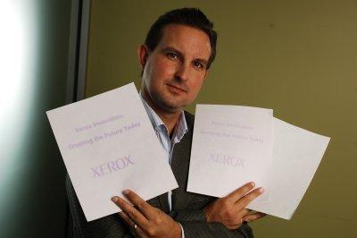 Algo más sobre el papel auto-borrable de Xerox