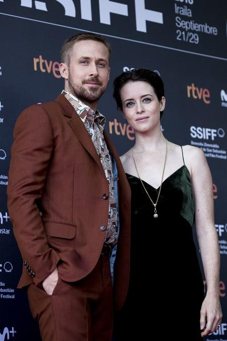¿Está llevando Ryan Gosling su estilo retro demasiado lejos?