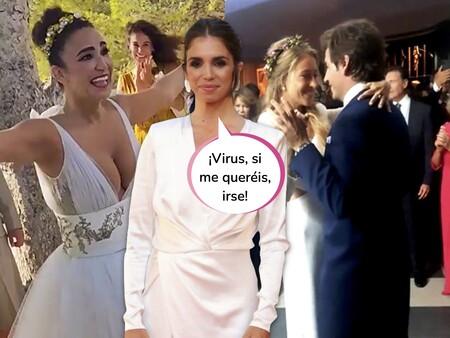 De Elena Furiase a Cristina Rodríguez ('Cámbiame') pasando por la hija de Matías Prats: las tropecientas bodas de celebrities que se han celebrado este finde