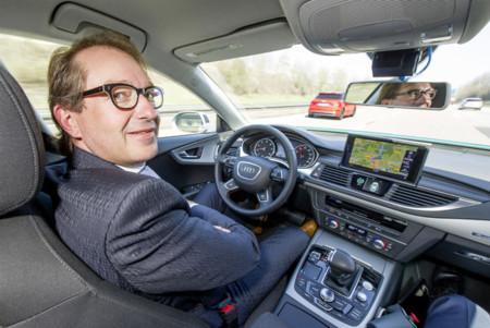 Ya se pueden probar en España coches de conducción autónoma